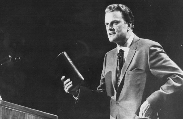 Billy Graham Preaching Bible
