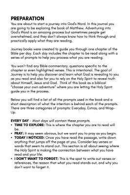 Journey Book Sample 1
